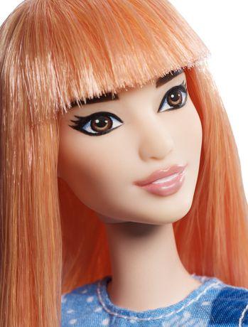 Barbie Fashionistas – Poupée Motif denim - image 3 de 5