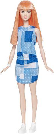 Barbie Fashionistas – Poupée Motif denim - image 1 de 5