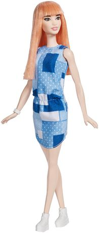 Barbie Fashionistas – Poupée Motif denim - image 2 de 5