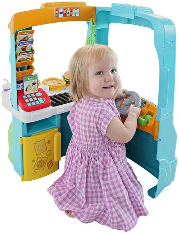 Fisher-Price Laugh & Learn Servin' up Fun Food Truck - English Edition - image 2 of 9