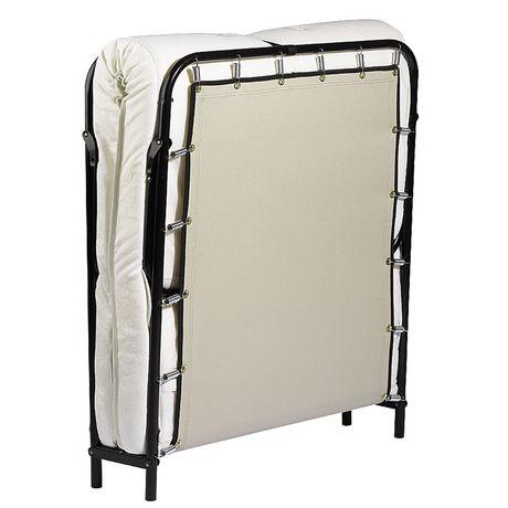 spa sensations one size white guest bed walmart canada. Black Bedroom Furniture Sets. Home Design Ideas