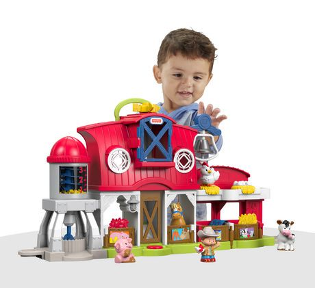 fisher price little people les animaux de la ferme dition anglaise walmart canada. Black Bedroom Furniture Sets. Home Design Ideas