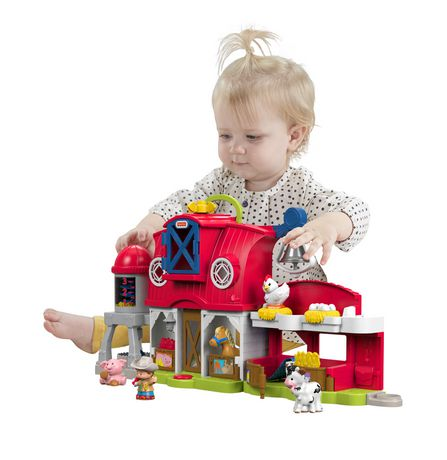 Fisher-Price Little People Les Animaux de la Ferme – Édition Anglaise - image 6 de 9