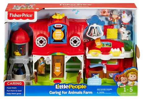 Fisher-Price Little People Les Animaux de la Ferme – Édition Anglaise - image 9 de 9
