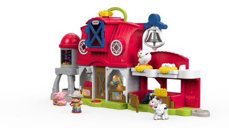 Fisher-Price Little People Les Animaux de la Ferme – Édition Anglaise - image 5 de 9
