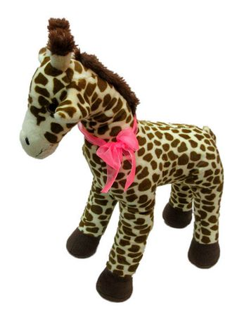Walmart Private Label Giraffe Plush - image 3 of 3