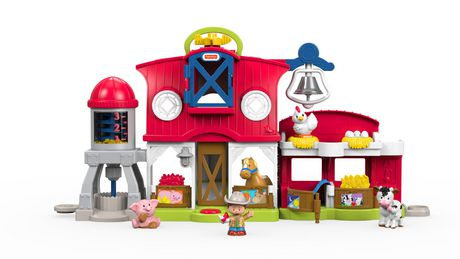 Fisher-Price Little People Les Animaux de la Ferme – Édition Anglaise - image 3 de 9