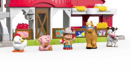 Fisher-Price Little People Les Animaux de la Ferme – Édition Anglaise - image 8 de 9