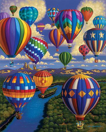 Festival des ballons - 100 morceaux - image 3 de 3