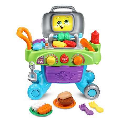 LeapFrog® Smart Sizzlin' BBQ Grill™ - English Version - image 1 of 5