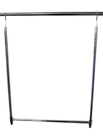 mainstays double hang closet rod walmart canada. Black Bedroom Furniture Sets. Home Design Ideas