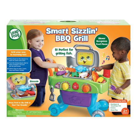 LeapFrog® Smart Sizzlin' BBQ Grill™ - English Version - image 4 of 5
