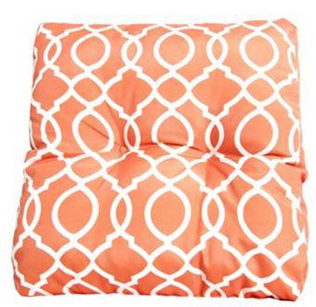 Henryka Red Seat Cushion - image 1 of 1