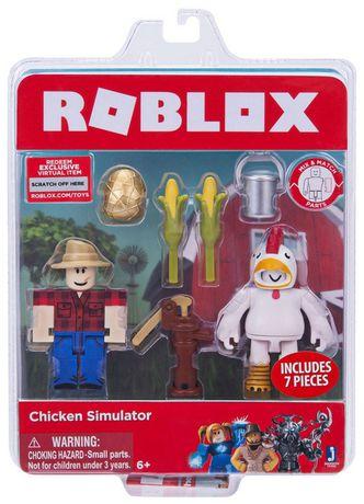Roblox Chicken Simulator Game Pack