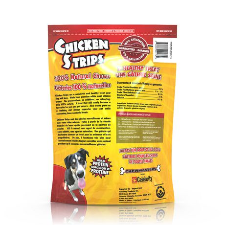 Chew Masters Dog Treats