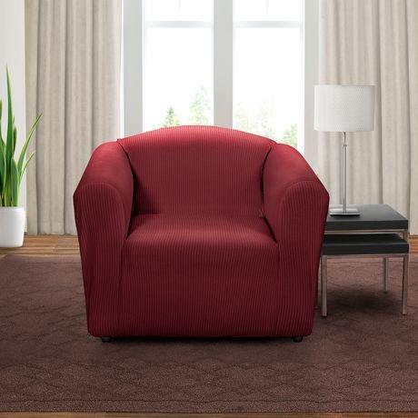 Housse extensible pour fauteuil montgomery de sure fit for Housse extensible pour fauteuil