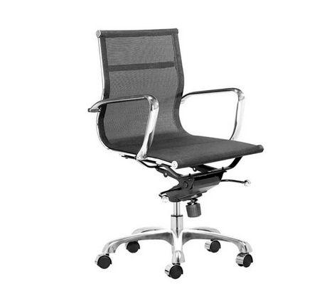Chaise de bureau Miya Mesh noire - image 1 de 1