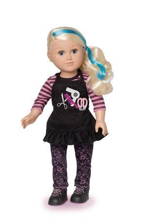 My Life As Hair Stylist Doll 18 Inch Walmart Canada