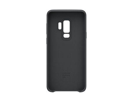 online retailer 406db bdecb Samsung Galaxy S9 Plus Silicone Cover Black