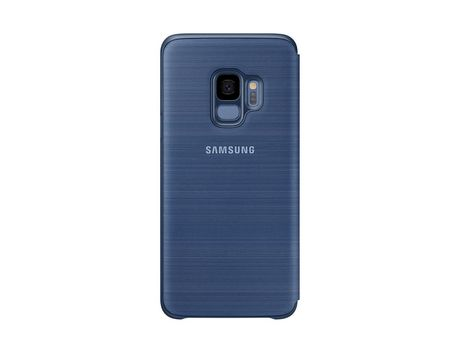 huge discount 073b1 ca10d Samsung Galaxy S9 Plus LED View Cover Blue