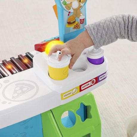 Fisher-Price Laugh & Learn Servin' up Fun Food Truck ...