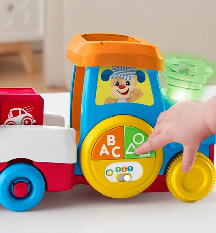 Review: Fisher Price Laugh & Learn & Move Music Station