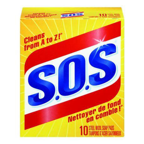 SOS Soap Pads - image 1 of 1