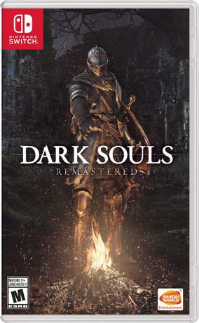 Dark SOULS: Remastered for Nintendo Switch - image 1 of 1