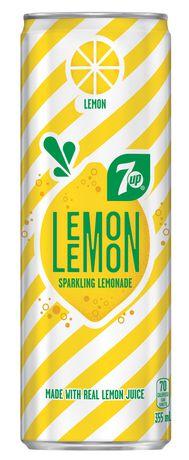 7UP Lemon Lemon Original Lemon - image 2 of 3
