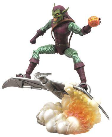 diamond select toys marvel select green goblin 8 75 inch action