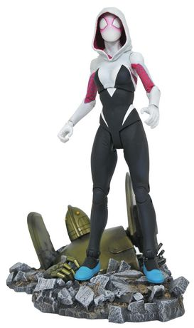 Marvel Select Spider-Gwen 8.75 Inch Action Figure - image 1 de 1