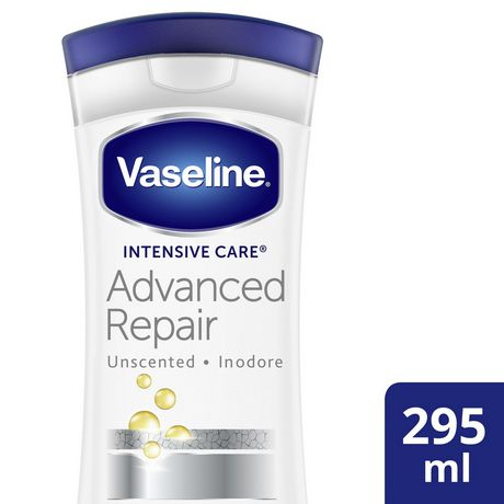 Vaseline® Intensive Care Advanced Repair Unscented Lotion - image 2 of 7