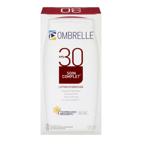 Garnier L'oreal Ombrelle Fragrance-Free Complete Water Repellent Lotion - Spf 30 - image 1 of 2