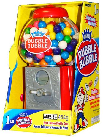 how much does a gumball machine cost