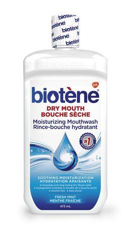Rince-bouche hydratant biotène pour la bouche sèche | Walmart Canada