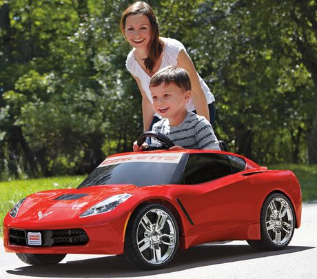 fisher price power wheels corvette stingray. Cars Review. Best American Auto & Cars Review