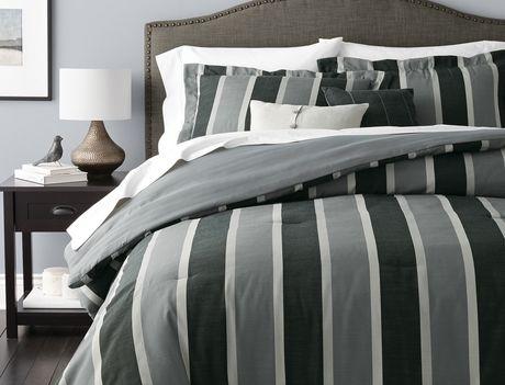 Comforter Sets Queen.Hometrends Prince George Comforter Set Walmart Canada