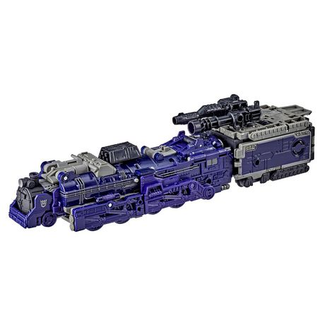 TRANSFORMERS WAR FOR CYBERTRON EARTHRISE LEADER ASTROTRAIN ACTION FIGURE WFC