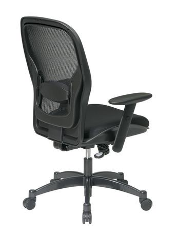 office star products office star professional black breathable mesh