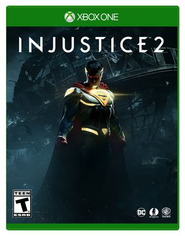 Jeu vidéo Injustice 2 pour Xbox One - image 1 de 4