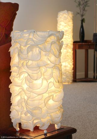 LumiSource Lace Contemporary Table Accent Lamp - image 3 of 3