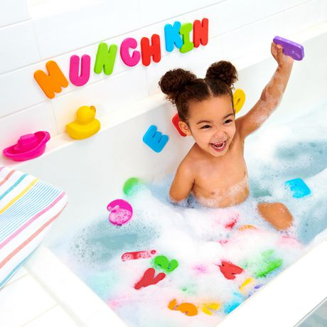 Munchkin Learn™ Bath Letters & Numbers - image 5 of 5