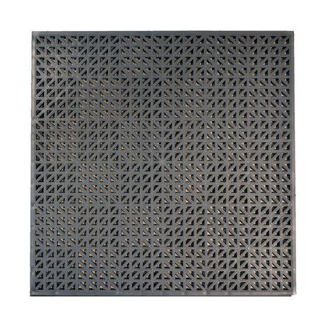 Techno-Lok Self-draining Floor Tiles