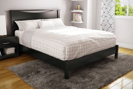 South shore soho collection platform bed walmart canada for South shore bedroom set walmart