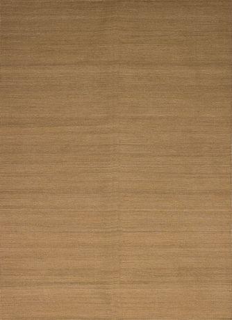"""Kilim Tissés-main Natural Khaki Laine  5'6"""" x 8'0"""" - image 3 de 3"""