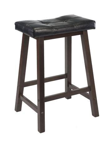 94064 Mona 24 Quot Saddle Seat Stool Walmart Canada