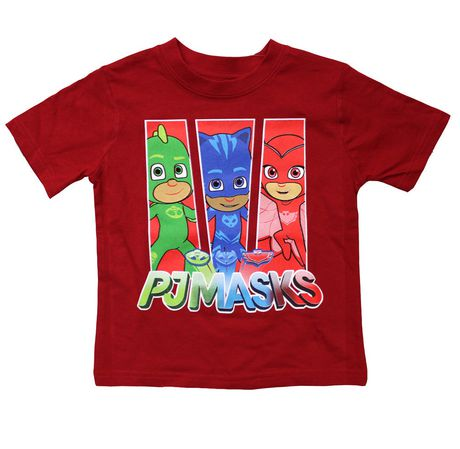 T shirt sous license pj masks pour bambins for T shirt licensing agreement