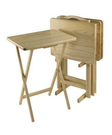 hot sale online 18d72 39074 Winsome TV Tables