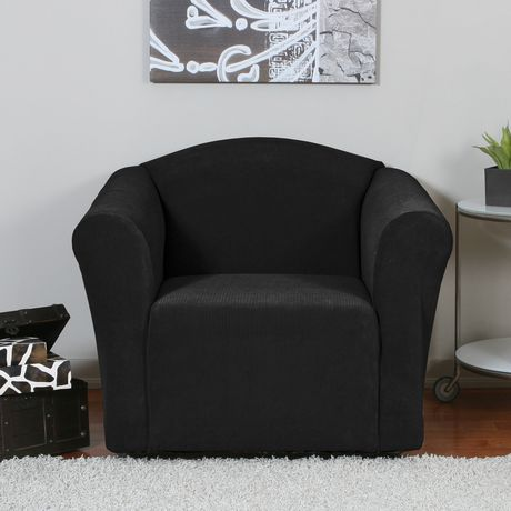 Sure Fit Dimples Stretch Chair Slipcover Walmart Canada