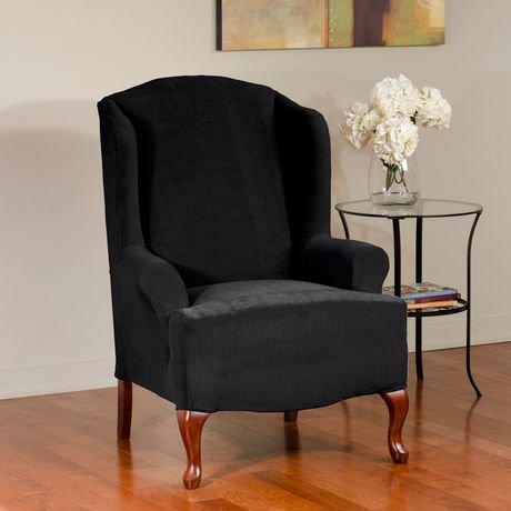 Housse extensible pour fauteuil oreilles dimples de sure for Housse fauteuil a oreilles